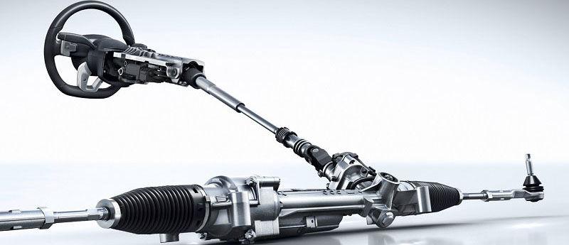 система управления автомобиля